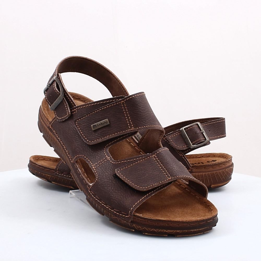 Купить мужские сандалии Inblu (42870) в интернет-магазине обуви ... 698425dc7e534